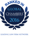 Top Ranked Chambers Global 2016 Leading Law Firm Network